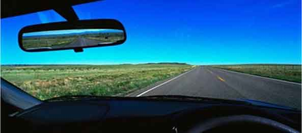 Keeping the past behind