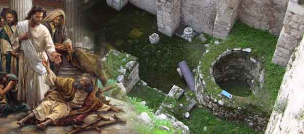 Pool of Bethesda: Lost and Found