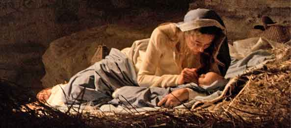 The Manger – a Picture of Humility