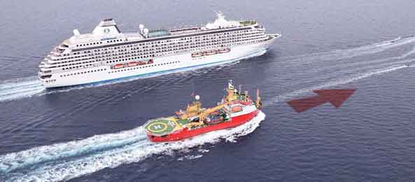Icebreakers Go First